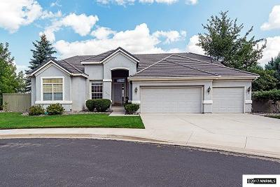 Reno, Sparks, Carson City, Gardnerville Single Family Home For Sale: 1807 Far Niente Court