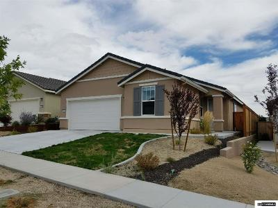 Washoe County Single Family Home Active/Pending-Call: 984 Callaway Trail