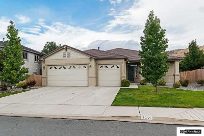 Washoe County Single Family Home Active/Pending-Loan: 2355 Virginia Vista