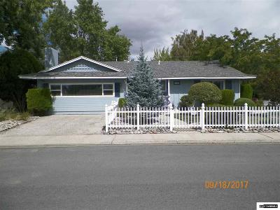 Sparks Single Family Home Active/Pending-Loan: 1600 Tyler