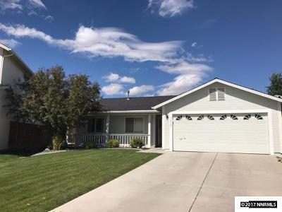 Gardnerville Single Family Home For Sale: 1430 Cheddington Cir.