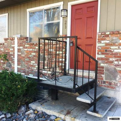 Reno Rental For Rent: 1402 E 9th St. #2