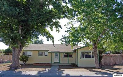 Washoe County Single Family Home New: 3590 Downey Ave
