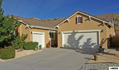 Washoe County Single Family Home For Sale: 7129 Crest Hill