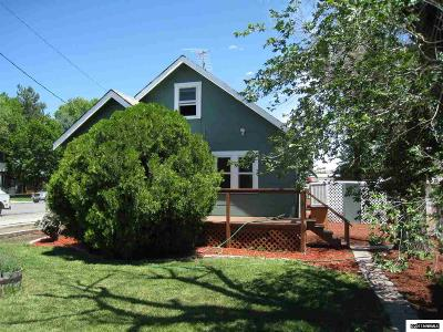Sparks Single Family Home Active/Pending-Call: 534 Sullivan