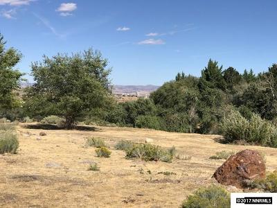 Reno Residential Lots & Land For Sale: 600 Jakes Hill Court