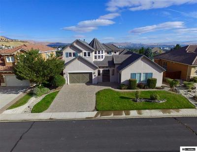 Reno Single Family Home For Sale: 2541 Rampart Terrace
