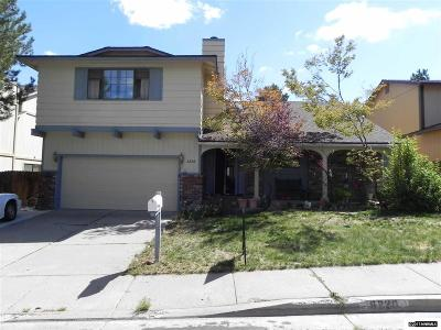 Washoe County Single Family Home New: 6220 Fieldstone Place