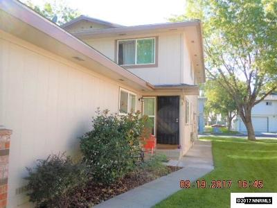 Sparks Condo/Townhouse New: 661 Oakwood Drive #3