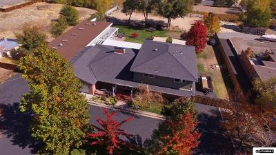 Washoe County Single Family Home For Sale: 3640 Plumas Street