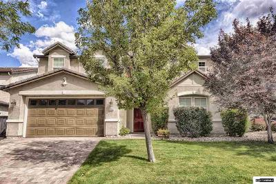 Washoe County Single Family Home New: 11350 Torino Way