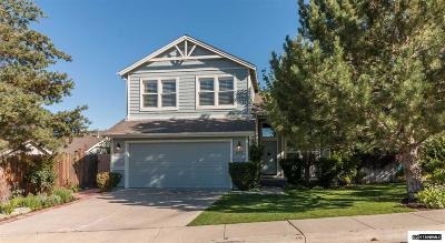 Washoe County Single Family Home New: 4698 Hampton Lane