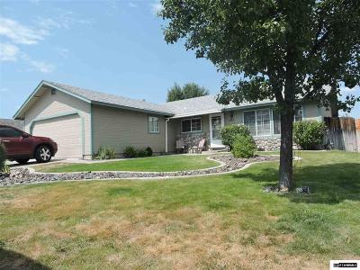 Carson City Single Family Home Active/Pending-Loan: 1732 NE Southridge