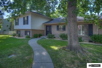 Carson City Single Family Home New: 2035 Newman Place