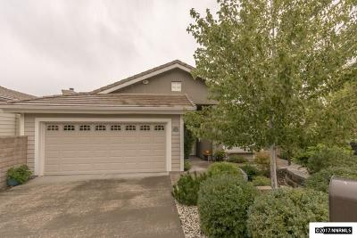 Reno, Sparks, Carson City, Gardnerville Single Family Home Active/Pending-Loan: 2889 Mountain Springs