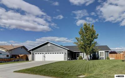 Fernley Single Family Home Active/Pending-Loan: 805 Lark