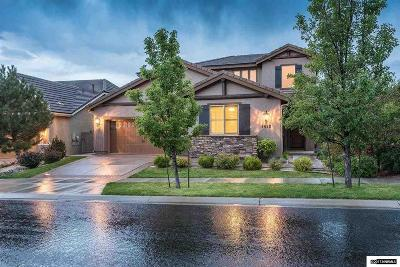 Reno, Sparks, Carson City, Gardnerville Single Family Home For Sale: 8612 18th Hole Trail