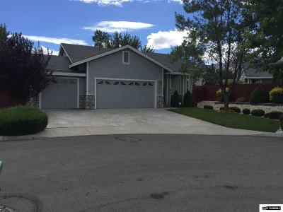 Washoe County Single Family Home New: 8930 Creosote Ct