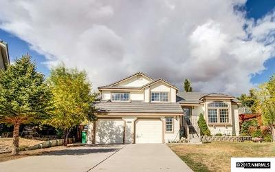 Washoe County Single Family Home New: 2877 Cadence Ct.