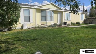 Battle Mountain Manufactured Home For Sale: 525 W Tule