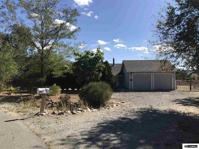 Washoe County Single Family Home New: 3653 Peregrine Circle
