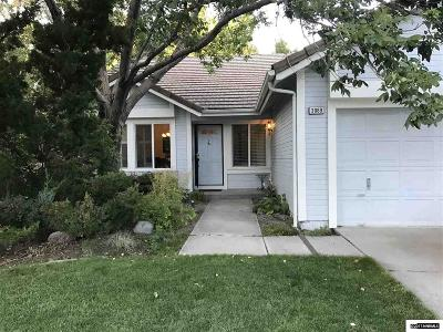 Washoe County Single Family Home New: 3089 Bramble