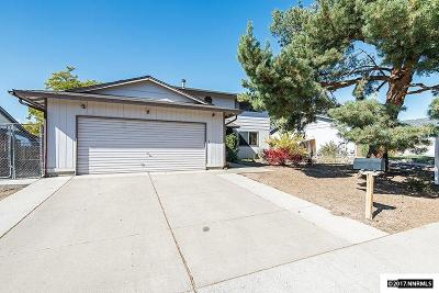Sparks Single Family Home New: 3423 Clan Alpine Dr.