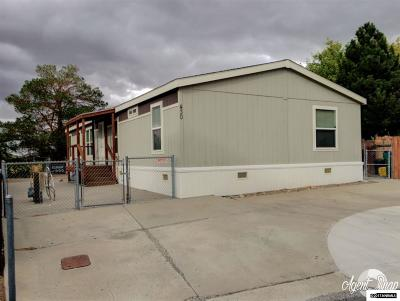 Reno Manufactured Home Active/Pending-Loan: 430 Scorpio Circle
