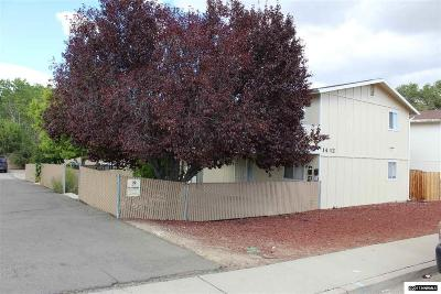 Carson City Multi Family Home New: 1412 N Edmonds Dr