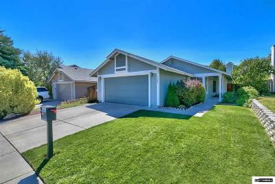Washoe County Single Family Home Active/Pending-House: 6280 Enchanted Valley Dr