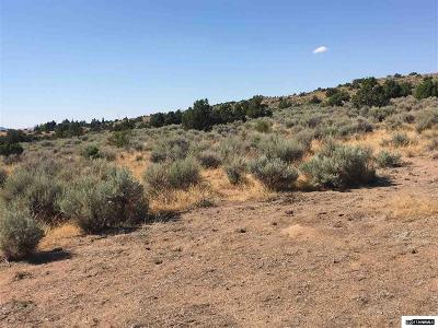 Reno Residential Lots & Land New: 500 Curnow Canyon Road