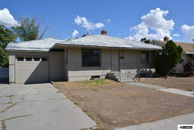 Reno Single Family Home New: 908 Yori Avenue
