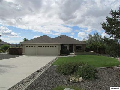 Minden Single Family Home Active/Pending-House: 1519 Brandi Rose Way