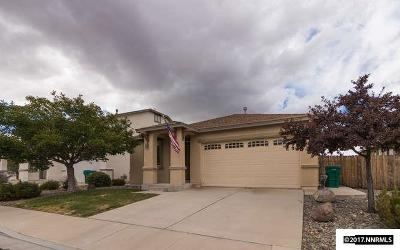 Washoe County Single Family Home New: 2353 Clementine Lane