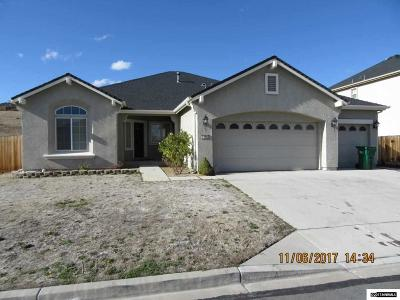 Sparks NV Single Family Home Active/Pending-Loan: $375,500