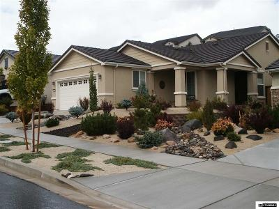 Washoe County Single Family Home New: 1170 Wakefield Trail