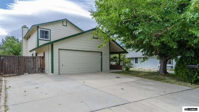 Sparks Single Family Home New: 3313 Alpland Ln