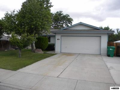Washoe County Single Family Home New