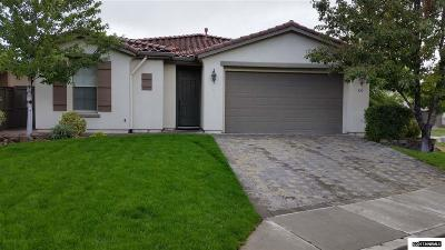 Washoe County Single Family Home New: 430 Dartmoor Ct
