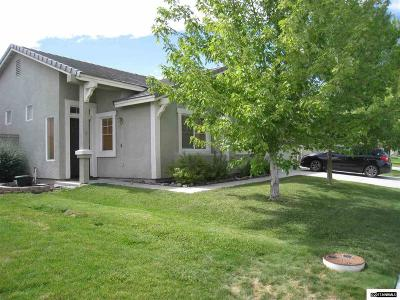 Washoe County Single Family Home New: 1788 Trek Trail