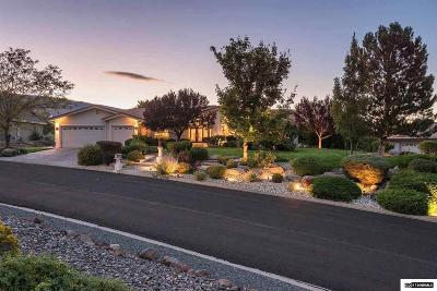 Washoe County Single Family Home New: 3 Autumn Court