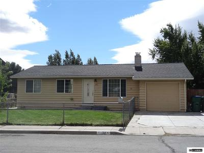 Reno, Sparks, Carson City, Gardnerville Single Family Home New: 155 Lenwood