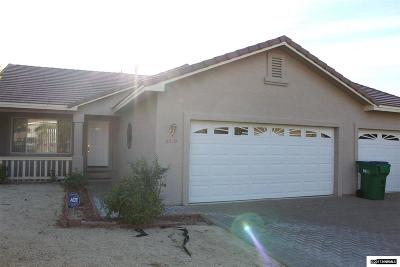 Washoe County Single Family Home New: 6519 Jamon Dr