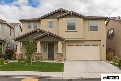 Sparks NV Single Family Home New: $370,000