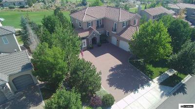 Reno Single Family Home Active/Pending-Call: 8445 Fairway Chase Trl
