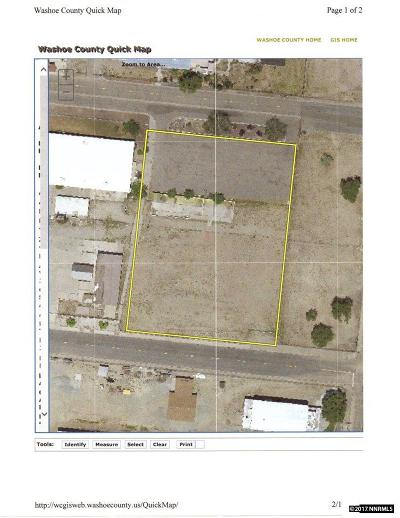 Reno Residential Lots & Land For Sale: Texas Ave