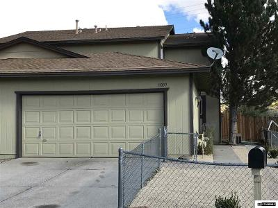 Washoe County Single Family Home New: 11039 Zeolite