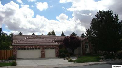 Sparks NV Single Family Home New: $470,000