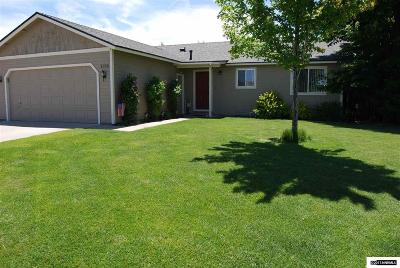 Reno, Sparks, Carson City, Gardnerville Single Family Home New: 1355 Patricia Drive