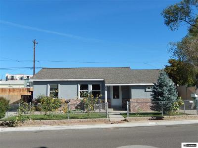 Reno, Sparks, Carson City, Gardnerville Single Family Home New: 701 N Maddux